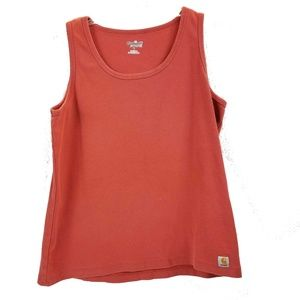 Carhartt Womens Tank Top Large Excellent Used Cond